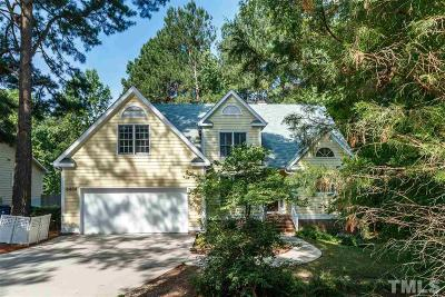 Chapel Hill Single Family Home For Sale: 6408 Huntingridge Road