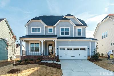 Chapel Hill Single Family Home For Sale: 48 Two Creeks Loop