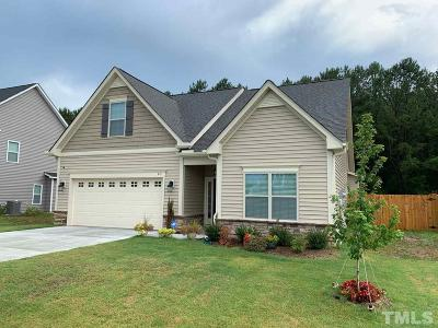 Johnston County Single Family Home For Sale: 63 Gemith Court