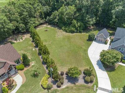 Wake County Residential Lots & Land Contingent: 717 Near Post Drive