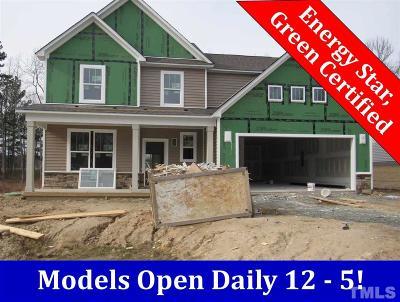 Granville County Single Family Home For Sale: 1987 Sugar Hill Drive South