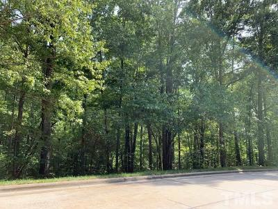 Chatham County Residential Lots & Land For Sale: 13113 Morehead