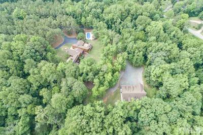 Wake Forest Single Family Home For Sale: 7405 Cobble Glen Court