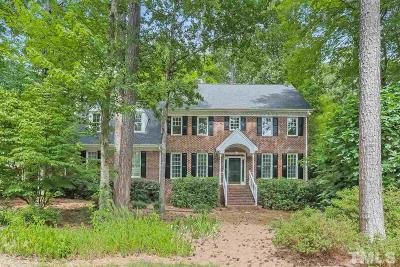 Cary Single Family Home For Sale: 109 Windfall Court