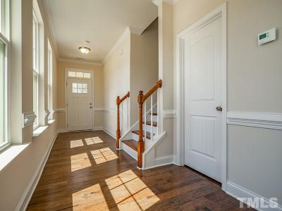 Raleigh Townhouse Pending: 646 Newlyn Drive #30