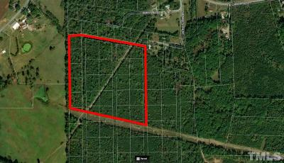 Orange County Residential Lots & Land For Sale: 45 Old Cedar Grove Road