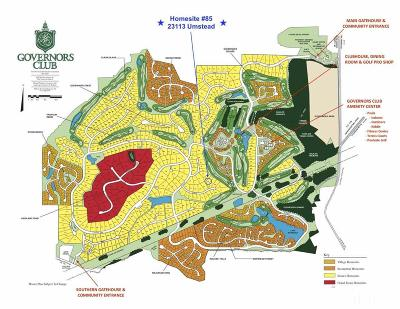 Chatham County Residential Lots & Land For Sale: 23113 Umstead