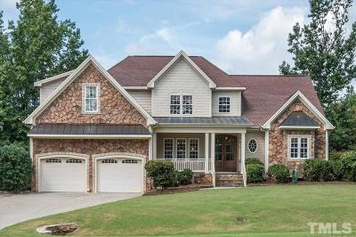 Johnston County Single Family Home For Sale: 504 Charleston Drive