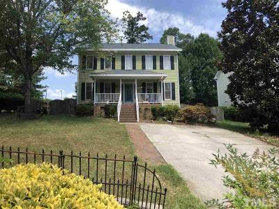 Cary Single Family Home For Sale: 101 Ferris Wheel Court