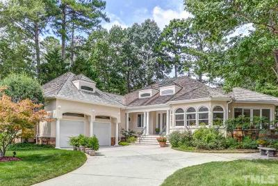 Cary Single Family Home For Sale: 107 Lake Cliff Court