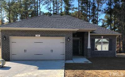 Lillington Single Family Home For Sale: 116 Woodwater Circle