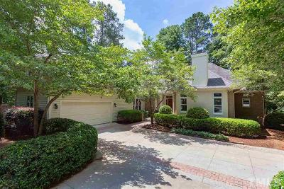 Chatham County Single Family Home For Sale: 26320 Daniel