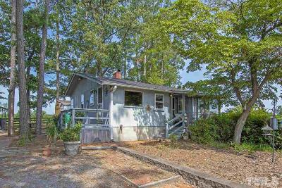 Four Oaks Single Family Home For Sale: 1261 Reedy Creek Road