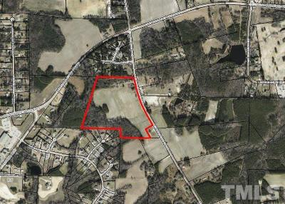 Wake County Residential Lots & Land For Sale: 1732 Eagle Rock Road
