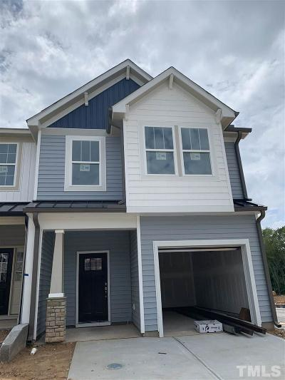Johnston County Townhouse Pending: 189 Wethergate Drive #Lot 175