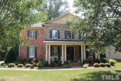 Holly Springs Single Family Home For Sale: 300 Roseberry Way