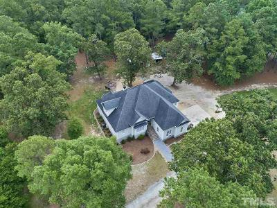 Johnston County Single Family Home For Sale: 9720 S Us 701 Highway