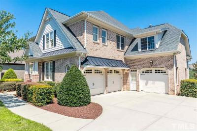 Wake County, Durham County, Orange County, Chatham County Single Family Home For Sale: 405 Broadwing Way