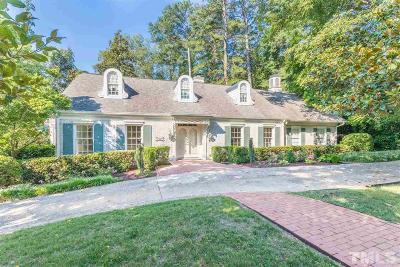 Raleigh Single Family Home For Sale: 2507 Lewis Farm Road
