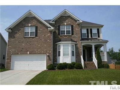 Bunn, Franklinton, Henderson, Louisburg, Spring Hope, Wake Forest, Youngsville, Zebulon, Clayton, Middlesex, Wendell, Bailey, Nashville, Knightdale, Rolesville Rental For Rent: 9225 Linslade Way