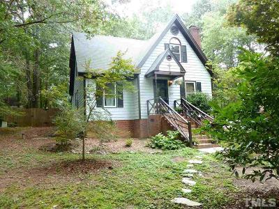 Harnett County Single Family Home For Sale: 223 Woodland Ridge Drive