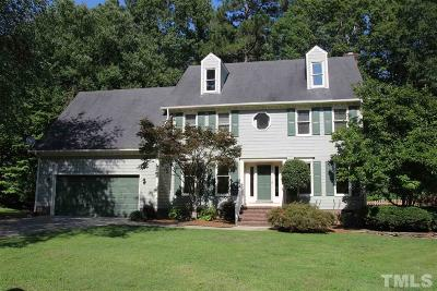 Durham County Single Family Home For Sale: 7 Wyndham Place