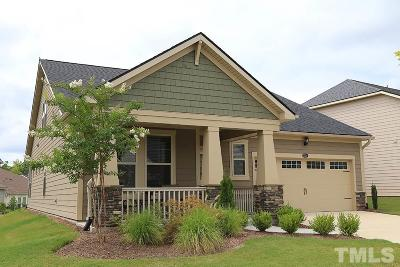 Durham County Single Family Home For Sale: 1034 Cuthbert Lane
