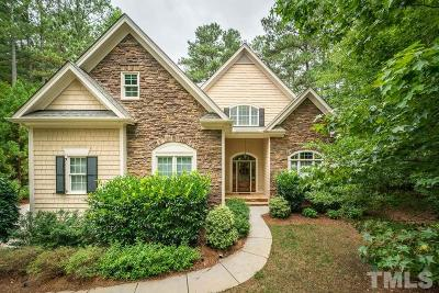 Raleigh Single Family Home For Sale: 7513 Mossy Glen Court