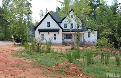 Youngsville Single Family Home For Sale: 500 Blue Heron Drive