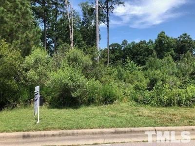 Durham County Residential Lots & Land Pending: 1510 Piperwood Court