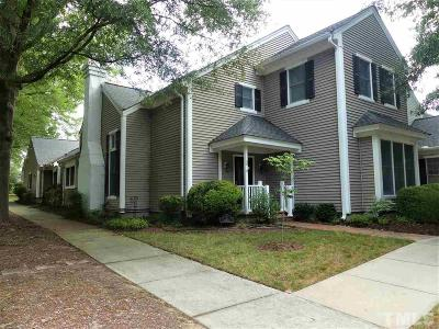 Pittsboro Single Family Home For Sale: 3 McDowell