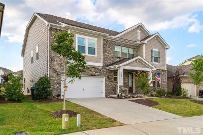Durham Single Family Home For Sale: 1805 Capstone Drive