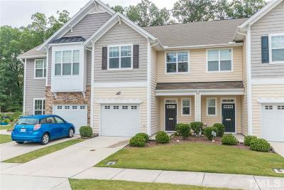 Morrisville Townhouse Contingent: 403 Suffolk Green Lane
