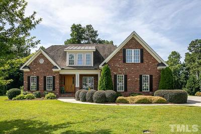 Fuquay Varina Single Family Home For Sale: 100 Country Mill Way