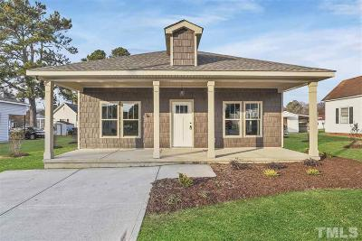 Harnett County Single Family Home For Sale: 408 W J Street