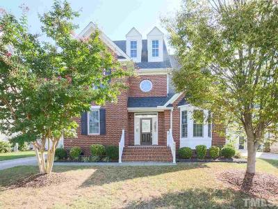 Morrisville Single Family Home For Sale: 121 Orianna Drive