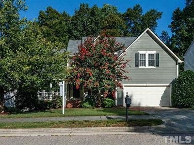 Raleigh Single Family Home For Sale: 13109 Townfield Drive