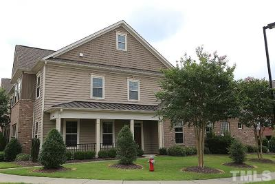 Morrisville Townhouse For Sale: 1300 Alemany Street