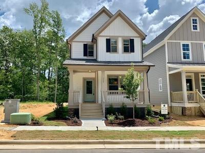 Chapel Hill Single Family Home For Sale: 833 Great Ridge Parkway #1983