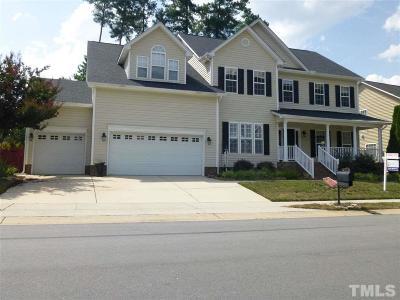 Raleigh Single Family Home For Sale: 6231 Big Sandy Drive