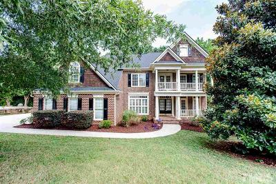 Wakefield Single Family Home For Sale: 12308 Mabry Mill Street