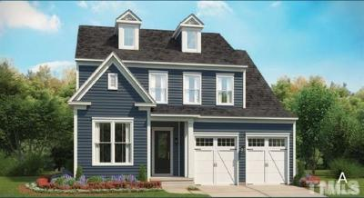 Durham County Single Family Home Pending: 1121 Crested Jay Drive #Lot 77-E