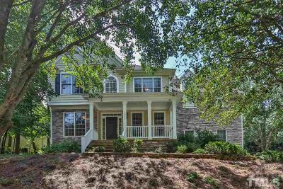 Durham Single Family Home For Sale: 2807 Montcastle Court