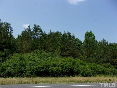 Lee County Residential Lots & Land For Sale: 1.4 acres Jefferson Davis Highway
