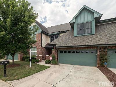 Raleigh Townhouse For Sale: 8005 Cadences Drive