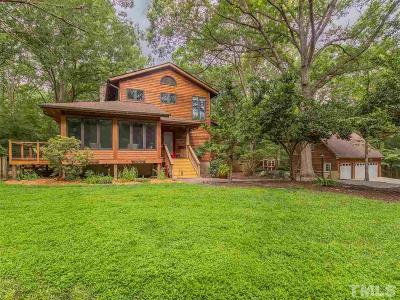 Chapel Hill Single Family Home Contingent: 310 Eastwood Road