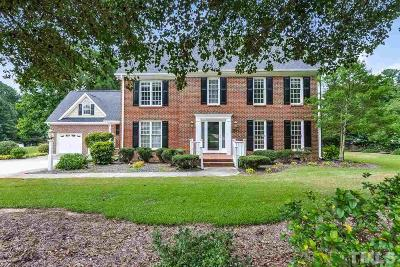 Single Family Home For Sale: 4101 Yates Mill Pond Road