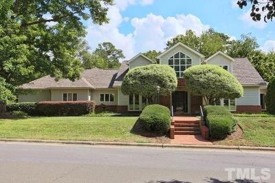 Chapel Hill Single Family Home For Sale: 105 Steeplechase Road