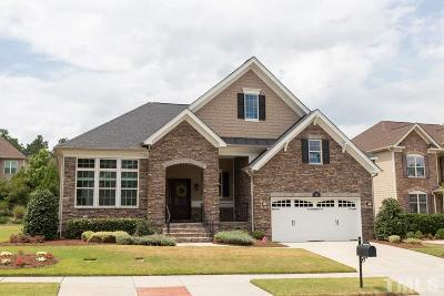 Durham Single Family Home Contingent: 201 Swift Creek Crossing