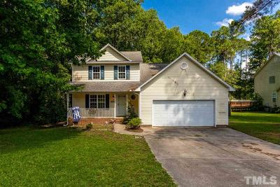 Harnett County Single Family Home For Sale: 60 Cyra Court